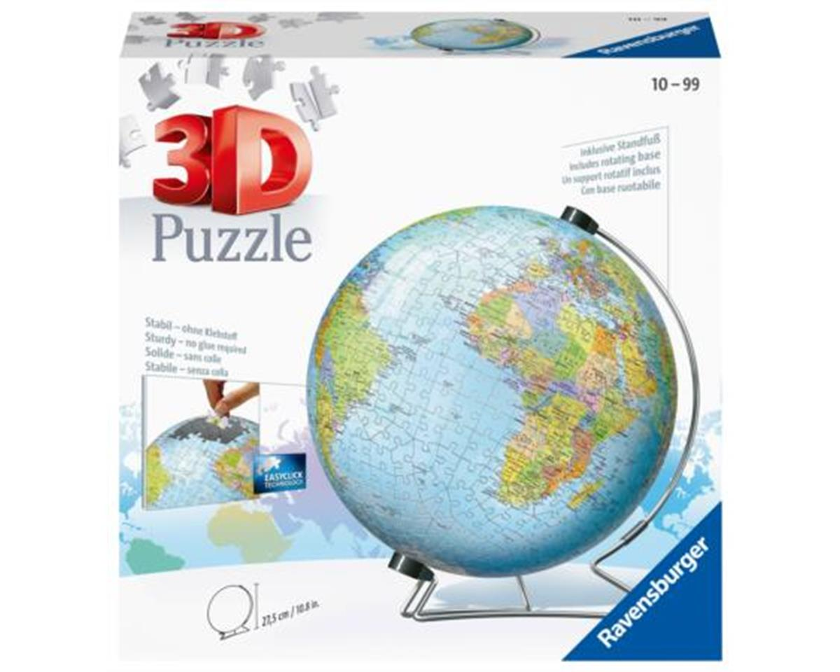 -The Earth 3D Puzzle (540 pc)