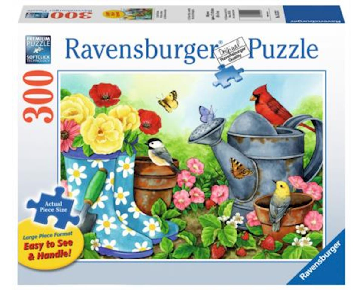 -Garden Traditions - 300 pc Large Format Puzzle