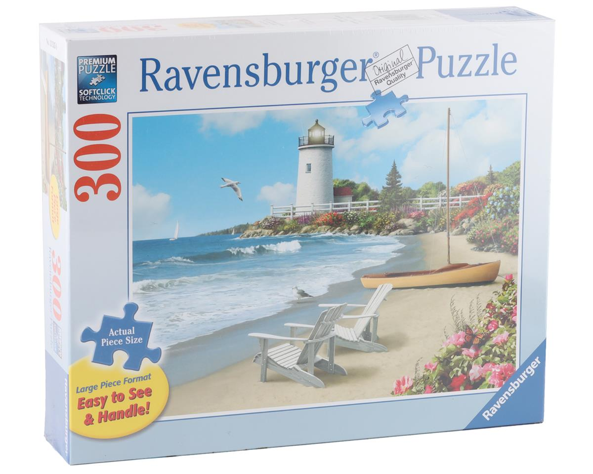 Ravensburger - F.x. Schmid Ravensburger Usa  Sunlit Shores 300Pc Puzzle