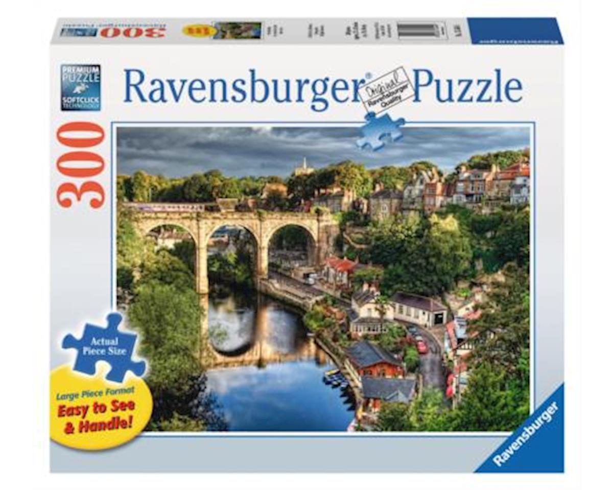 Ravensburger - F.x. Schmid Over The River 300 Pc Large Format