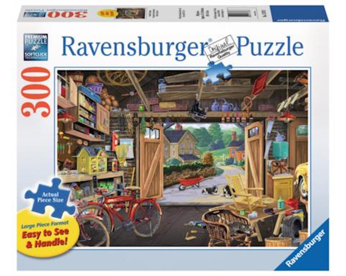 Ravensburger - F.x. Schmid Grandpa's Garage 300Pcs Large Format