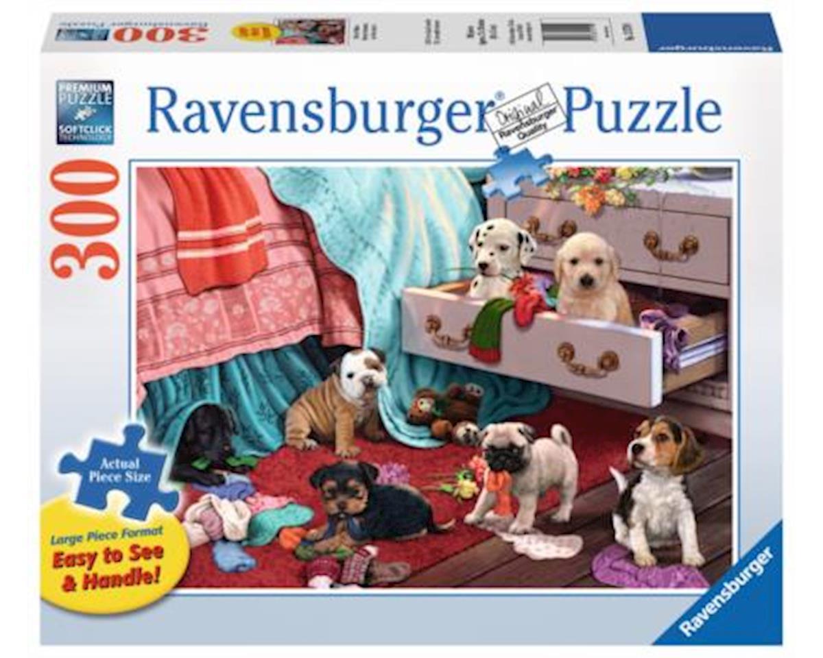 Ravensburger - F.x. Schmid Mischief Makers 300Pcs Large Format