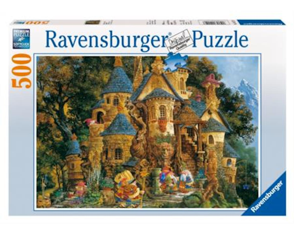 Ravensburger - F.x. Schmid College Of Magical Knowledge 500Pc Puzzle