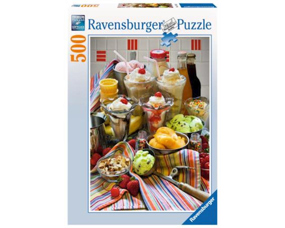 Ravensburger - F.x. Schmid Just Desserts 500 pc