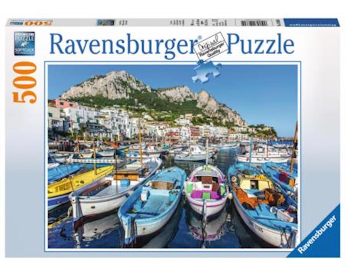 Ravensburger - F.x. Schmid Colorful Marina 500pcs