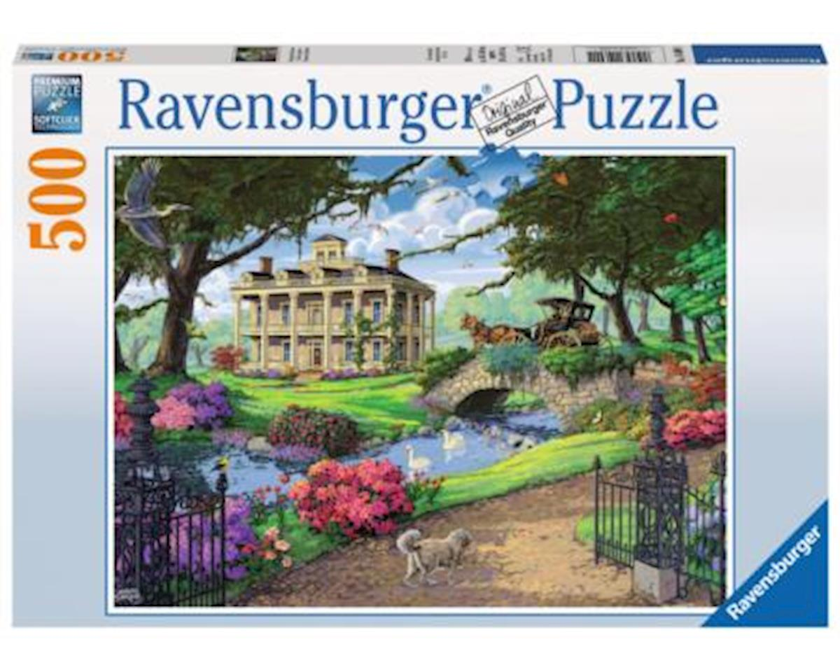 Ravensburger - F.x. Schmid Visiting The Mansion 500Pcs