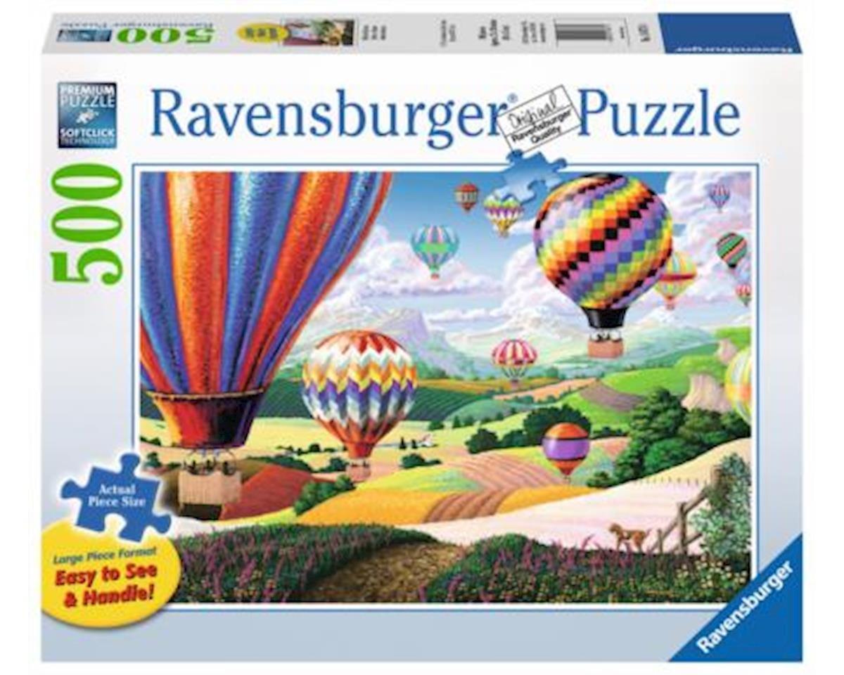 Ravensburger - F.x. Schmid Brilliant Balloons 500pcs Large Format