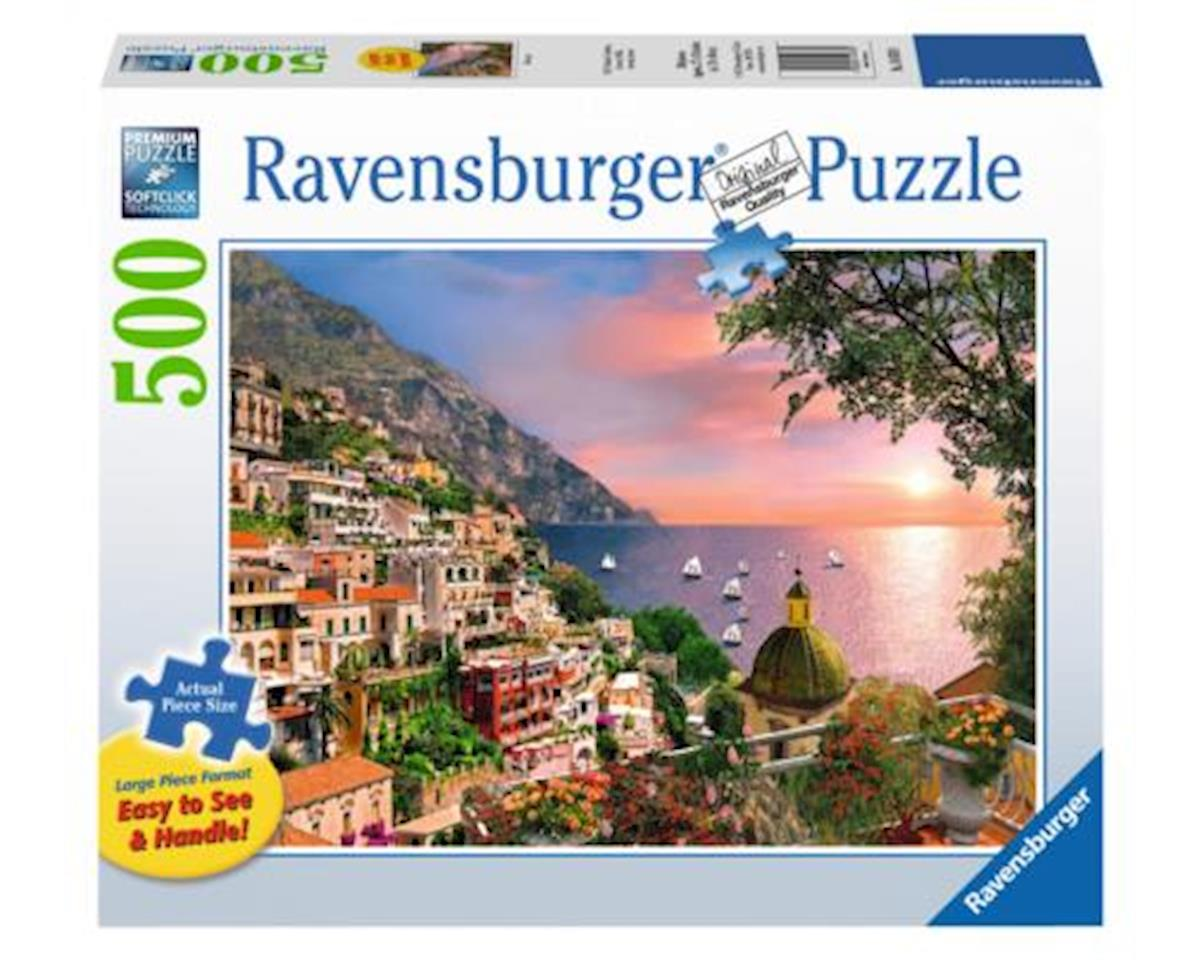 Positano 500 Pc by Ravensburger - F.x. Schmid