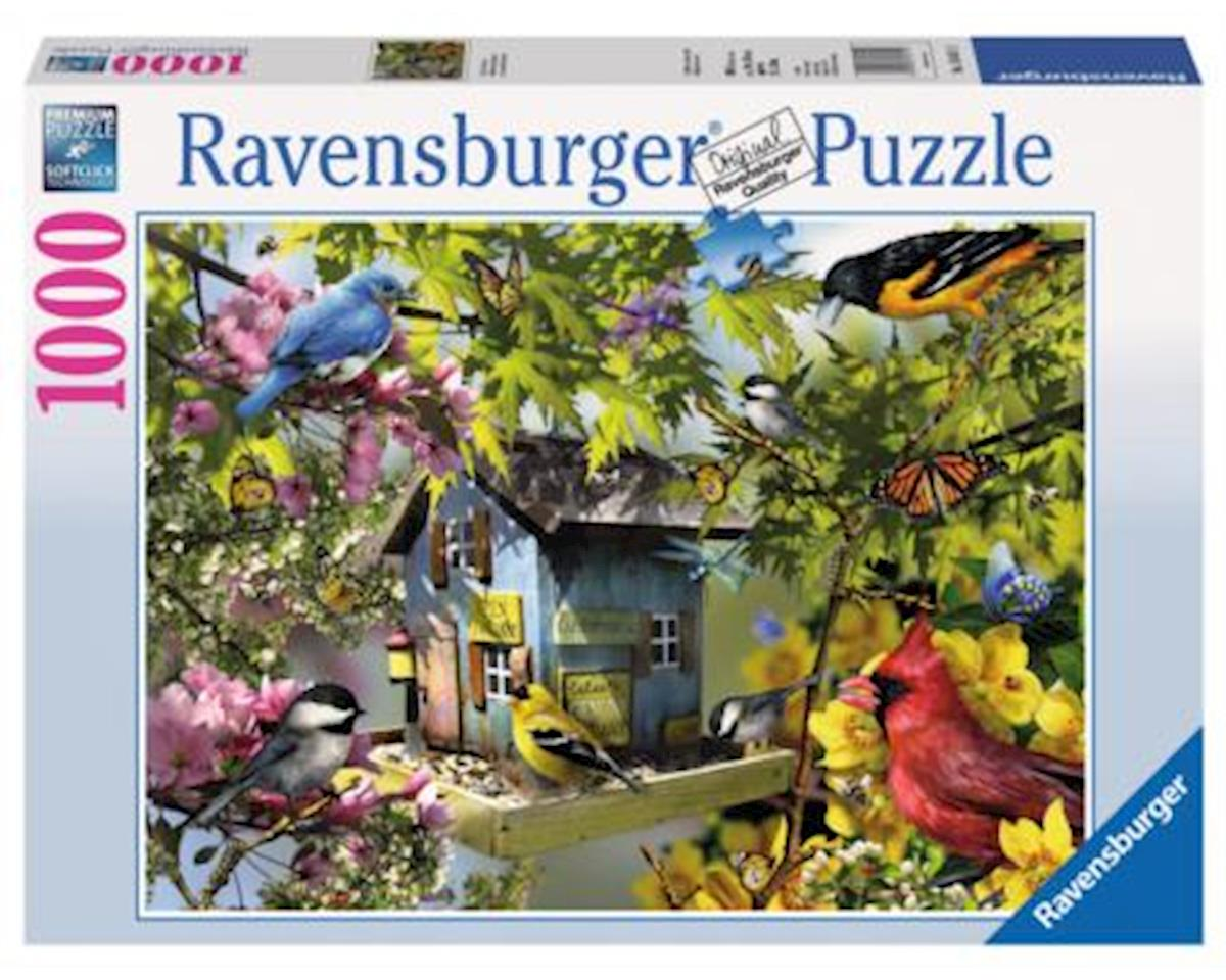Ravensburger - F.x. Schmid Ravensburger Usa  Time For Lunch 1000Pc Puzzle