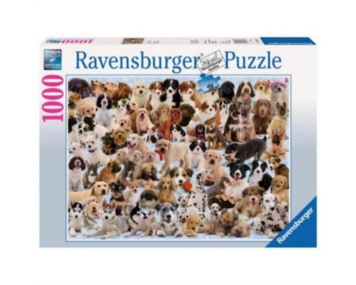 Ravensburger - F.x. Schmid Ravensburger Usa  Dogs Galore! 1000Pc Puzzle