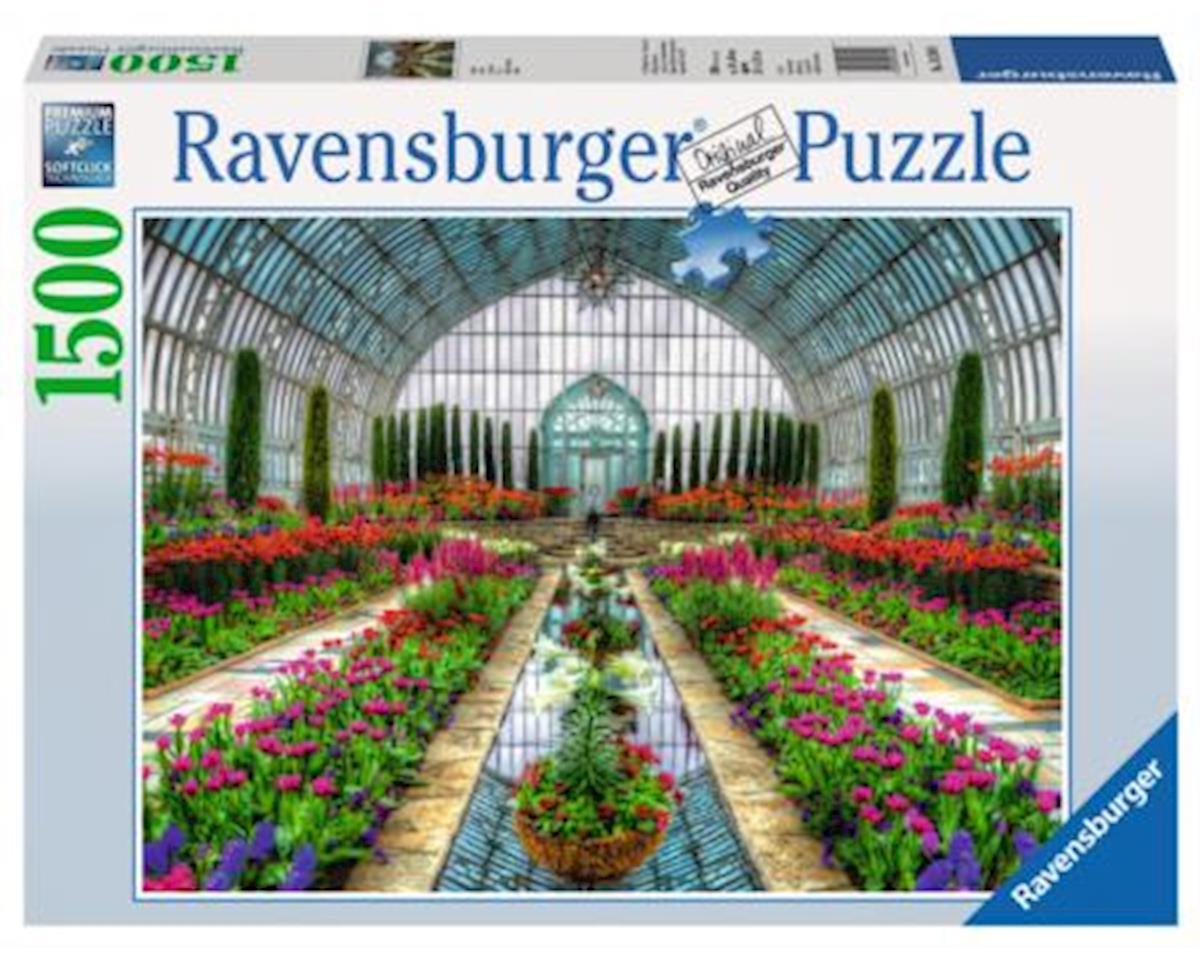 Ravensburger - F.x. Schmid Atrium Garden 1500Pcs