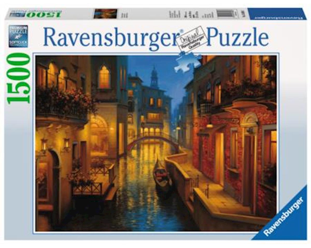 Waters Of Venice 1500 Pc by Ravensburger - F.x. Schmid