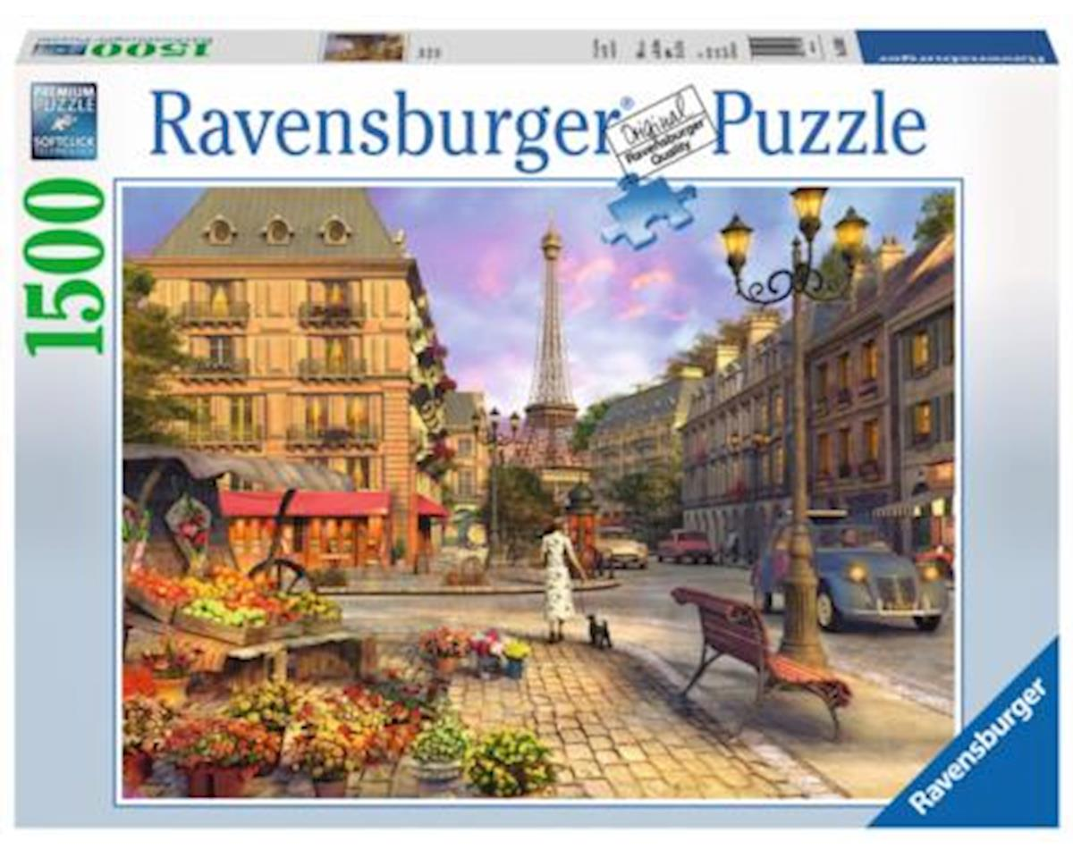 Vintage Paris 1500Pcs by Ravensburger - F.x. Schmid