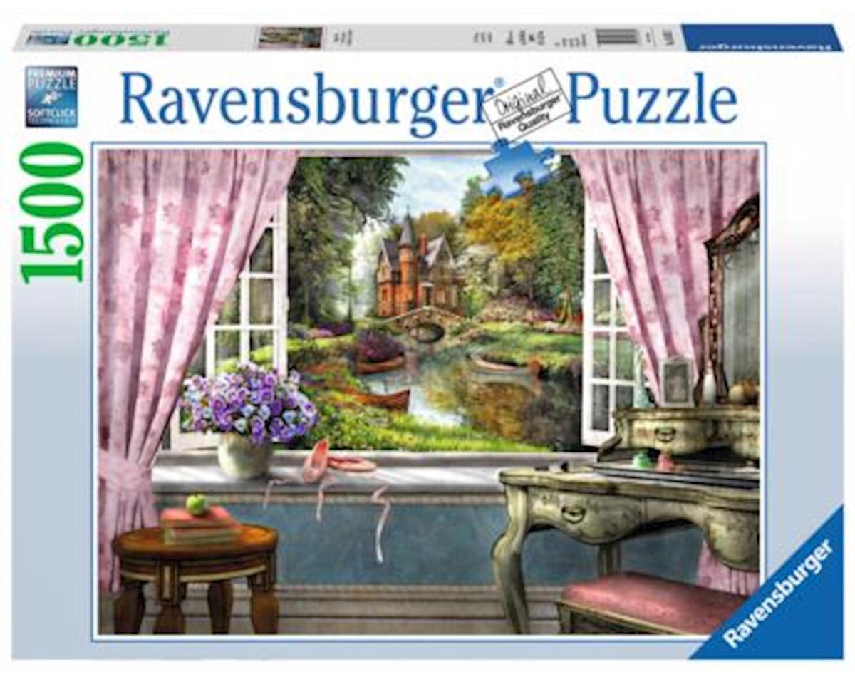 Bedroom View Puzzle (1500 Piece)