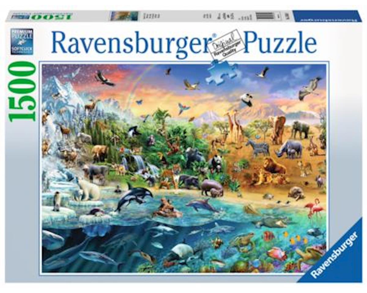 16364 - Our Wild World Jigsaw Puzzle (1500 Piece)