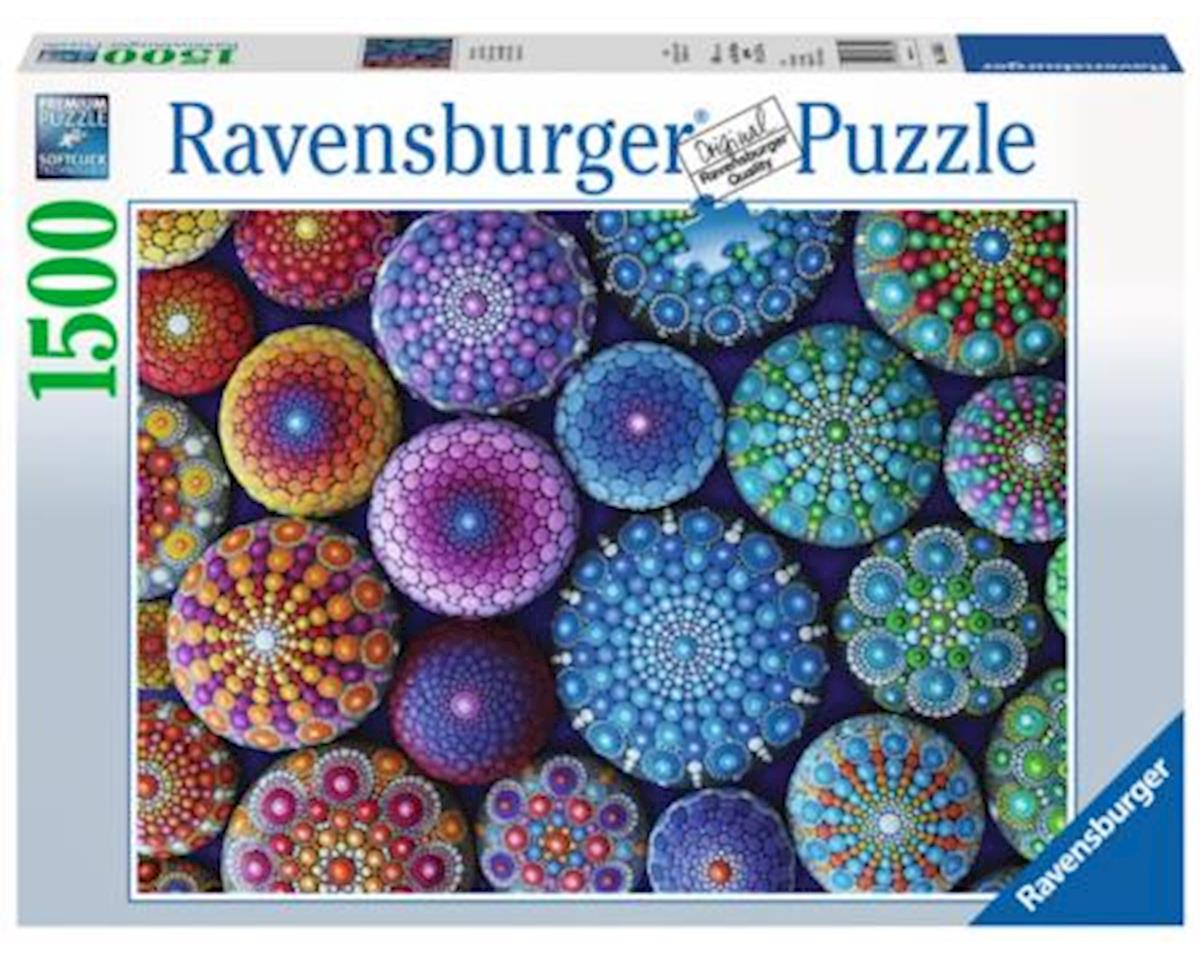 16365 - One Dot At a Time Jigsaw Puzzle (1500 Piece)