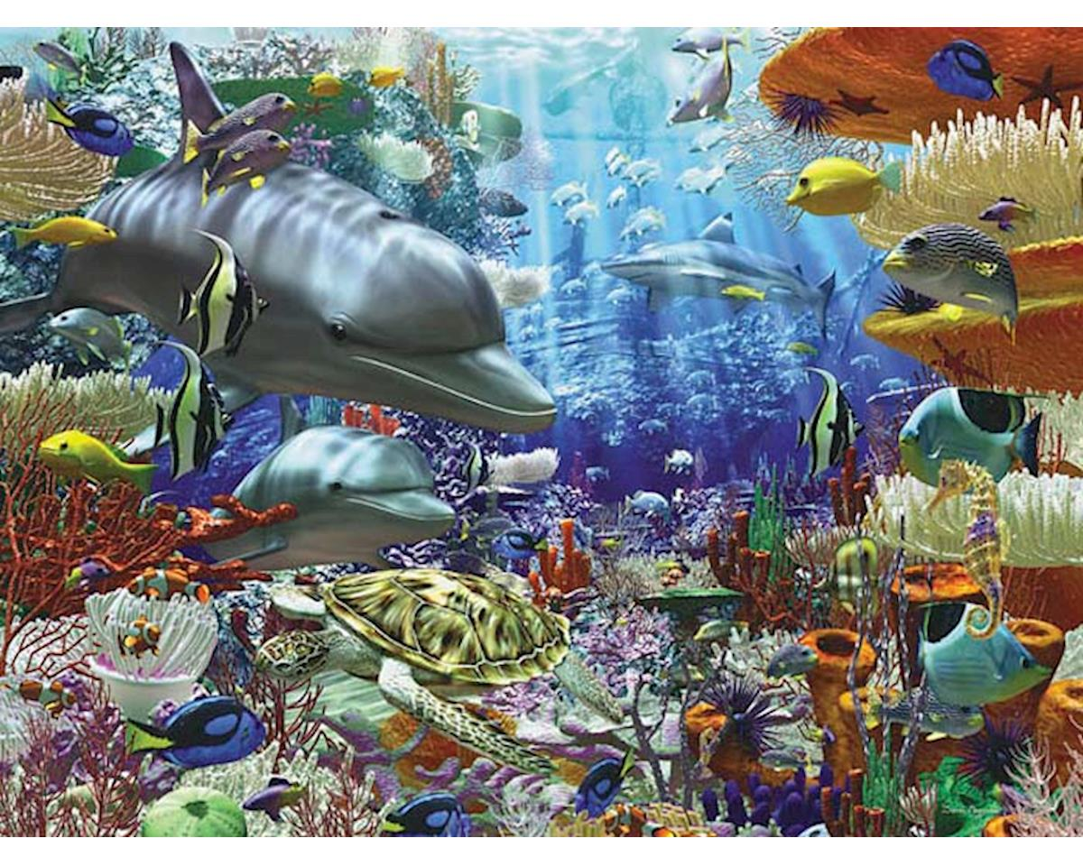 Usa  Oceanic Wonders 3000Pc Puzzle by Ravensburger
