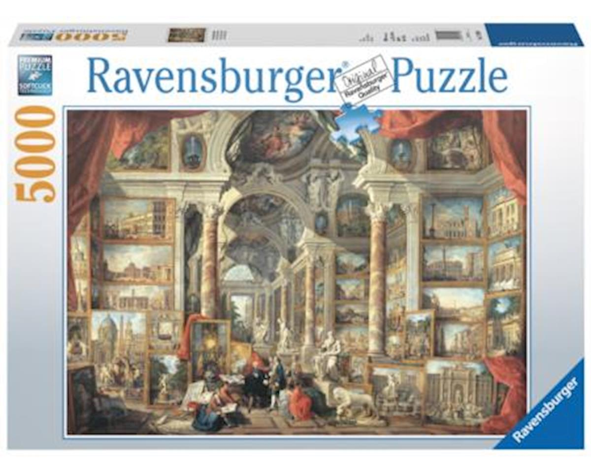 17409 - Views of Modern Rome - 5000 Piece Puzzle