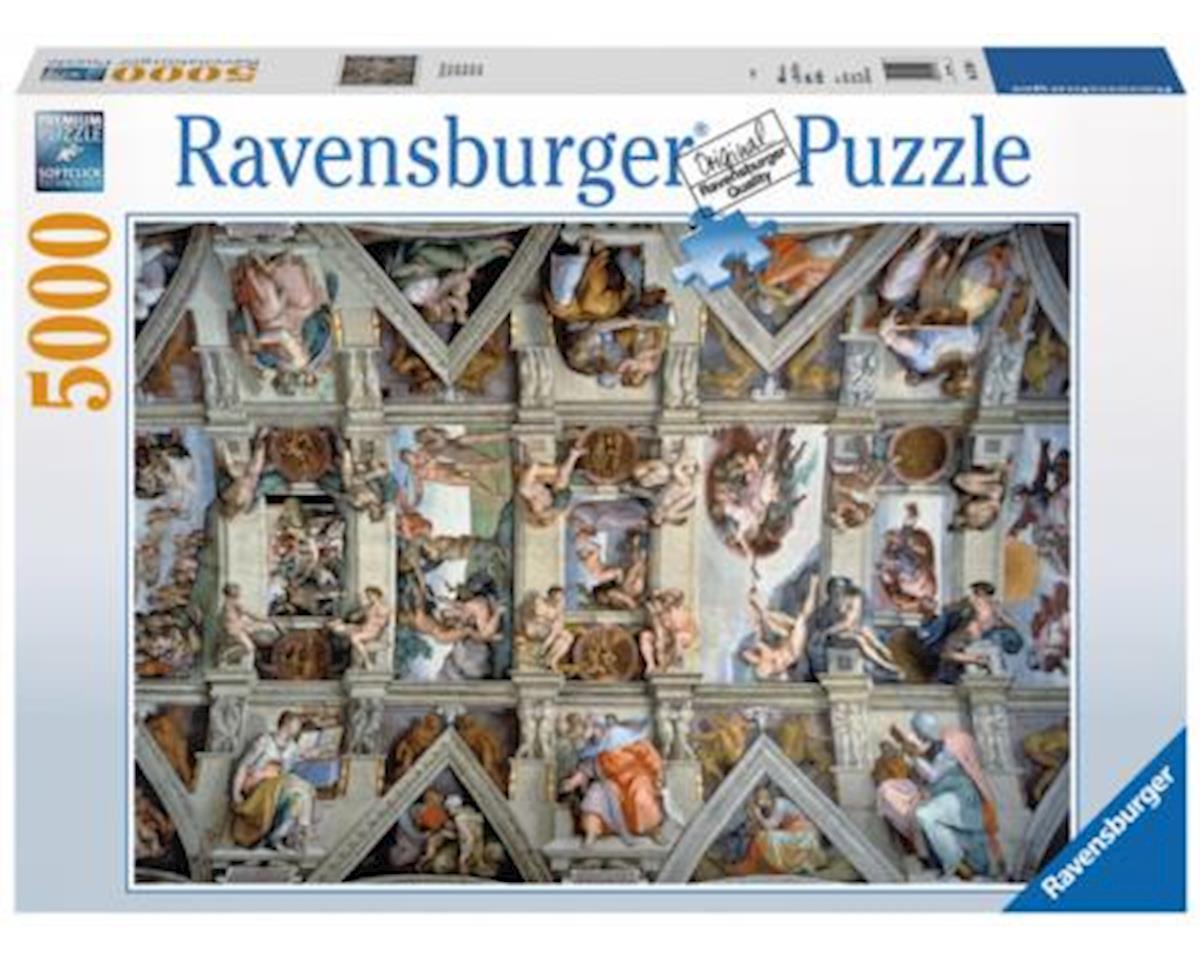 Ravensburger 17429 Sistine Chapel - Puzzle (5000-Piece)