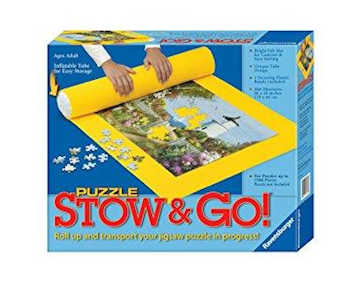 Ravensburger - F.x. Schmid Ravensburger Usa  Puzzle Stow & Go Rollup