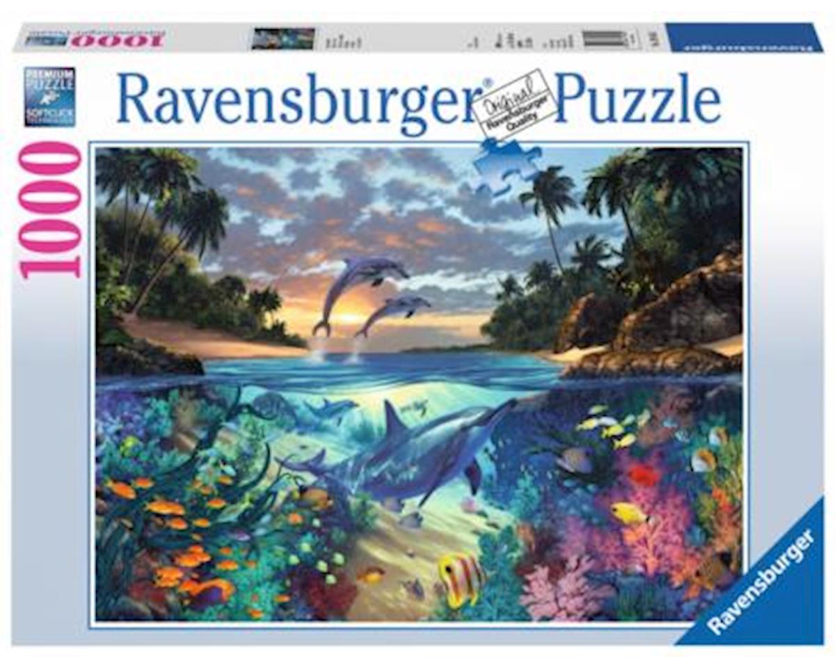 Ravensburge 19145 - Coral Bay Jigsaw Puzzle (1000 Piece)