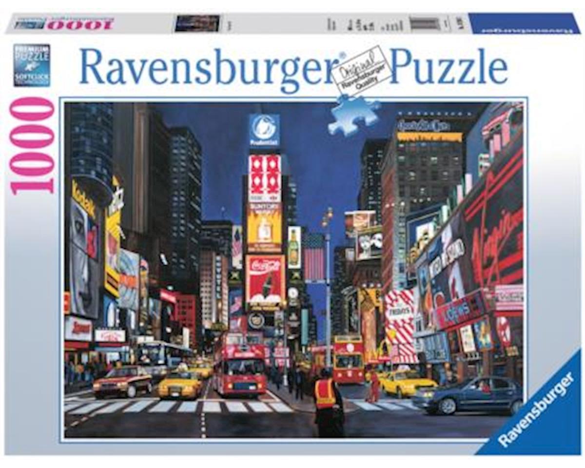 Ravensburger - F.x. Schmid Times Square 1000Pc Puzzle