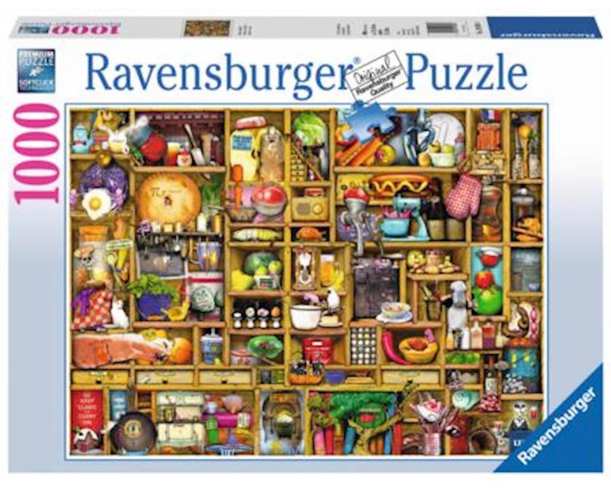 Ravensburger Kitchen Cupboard 1000 pc