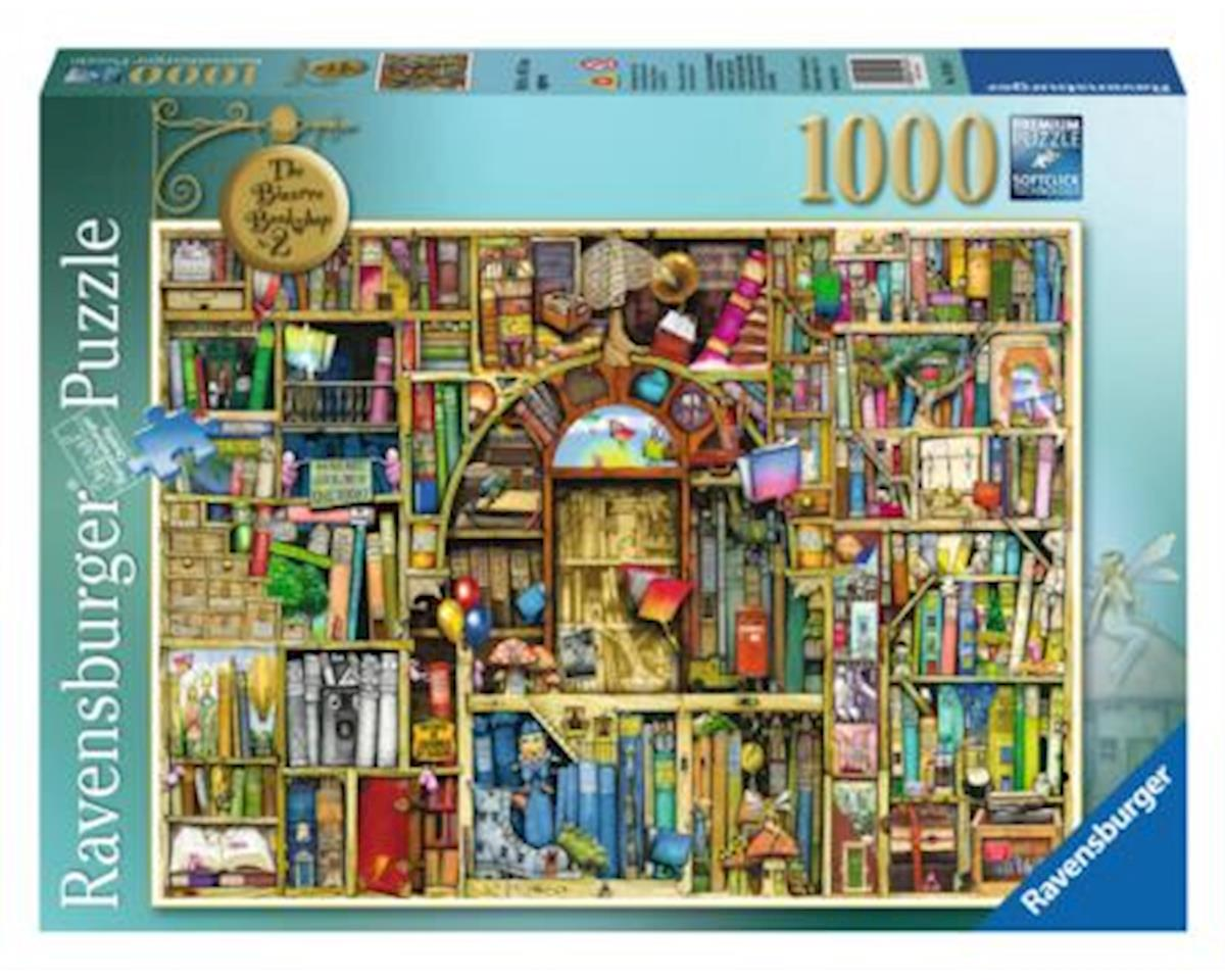 Bizarre Bookshop 2 1000 pc by Ravensburger