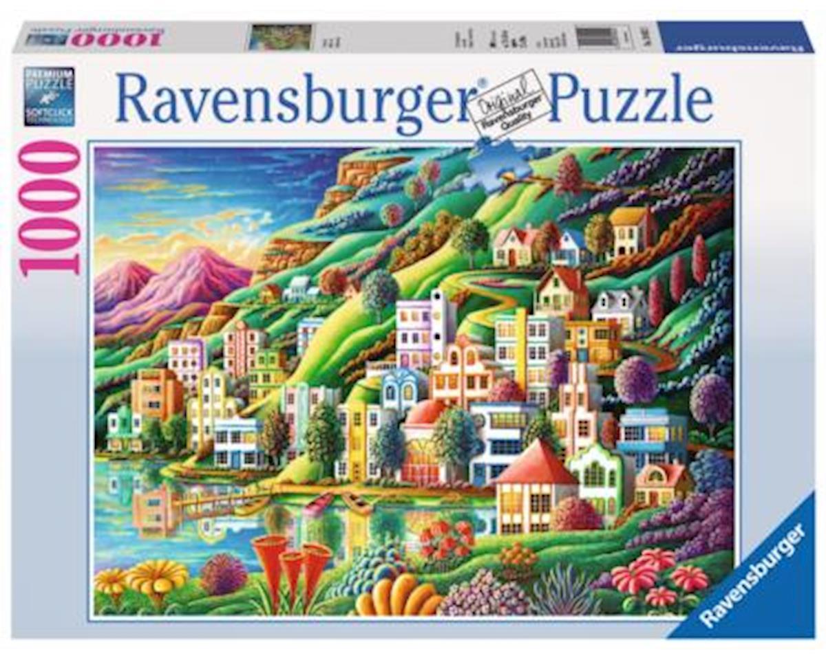 Ravensburger Dream City 1000 Pc