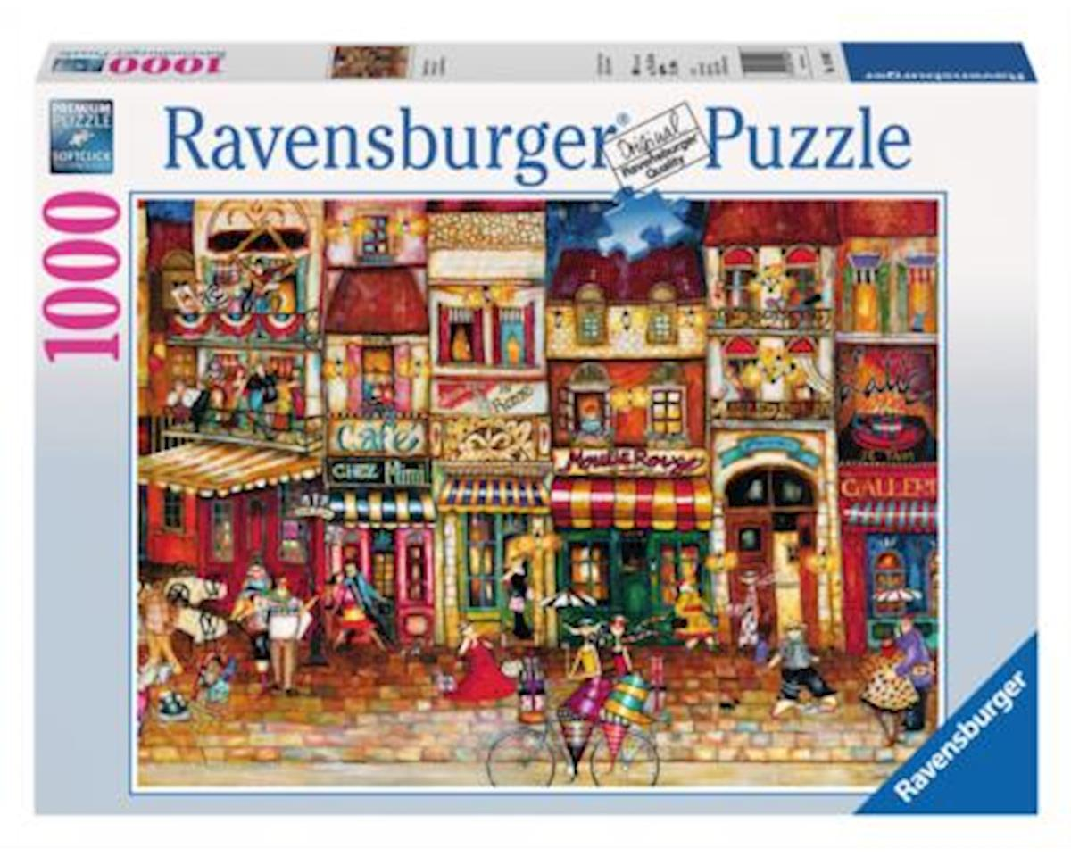 Ravensburger Streets of France 1000 pc