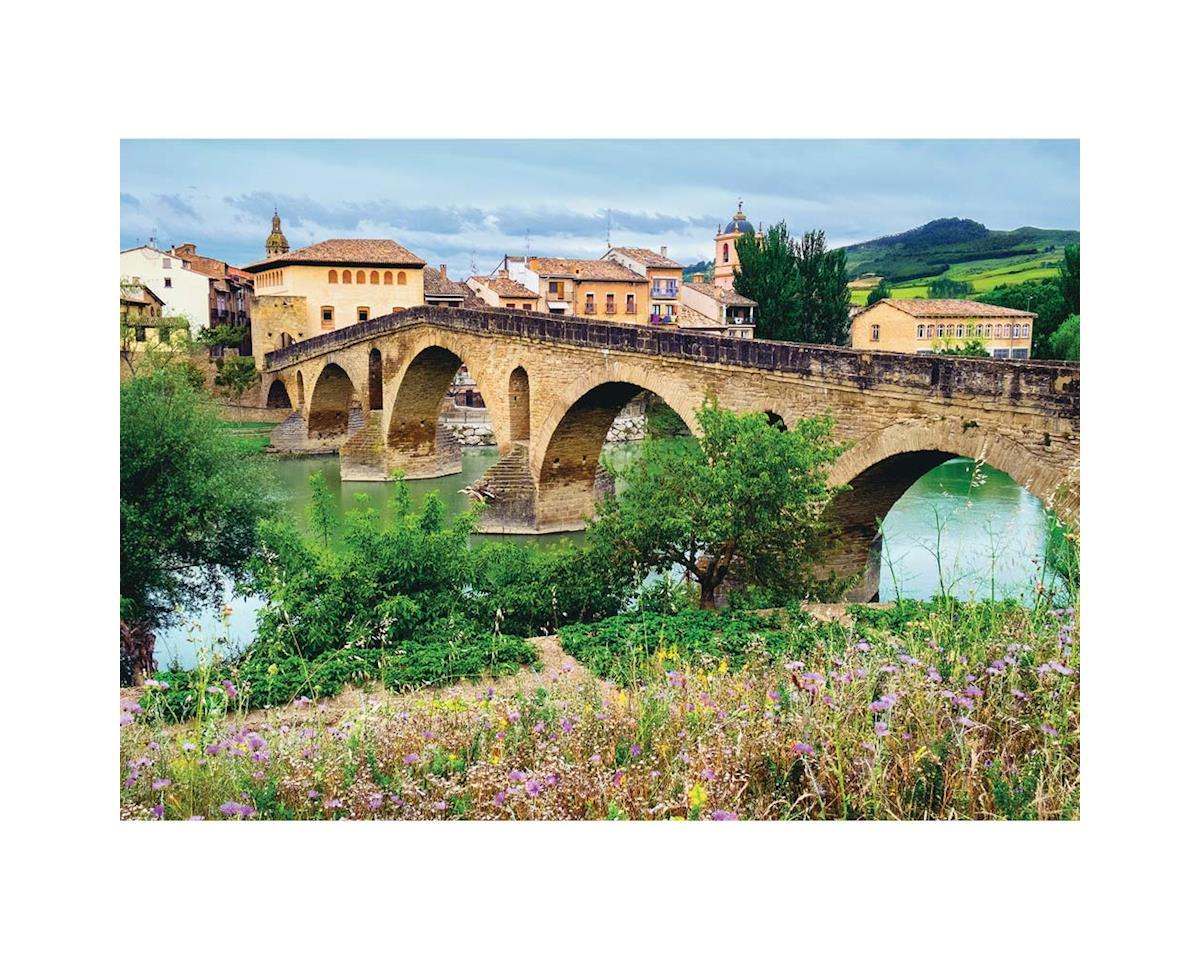 Puente La Reina Spain 1000Pcs by Ravensburger - F.x. Schmid