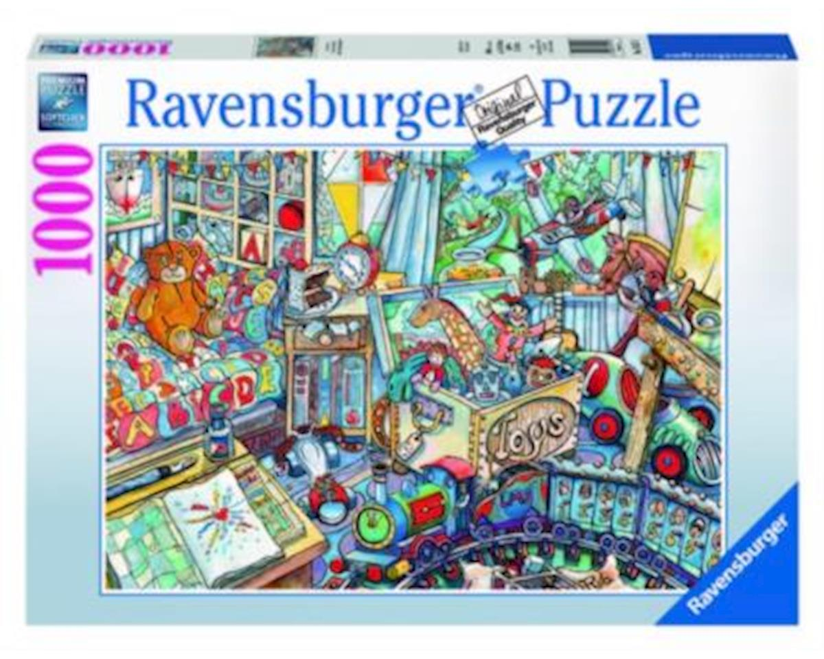 Toys, Toys, Toys Puzzle (1000-Piece) by Ravensburger
