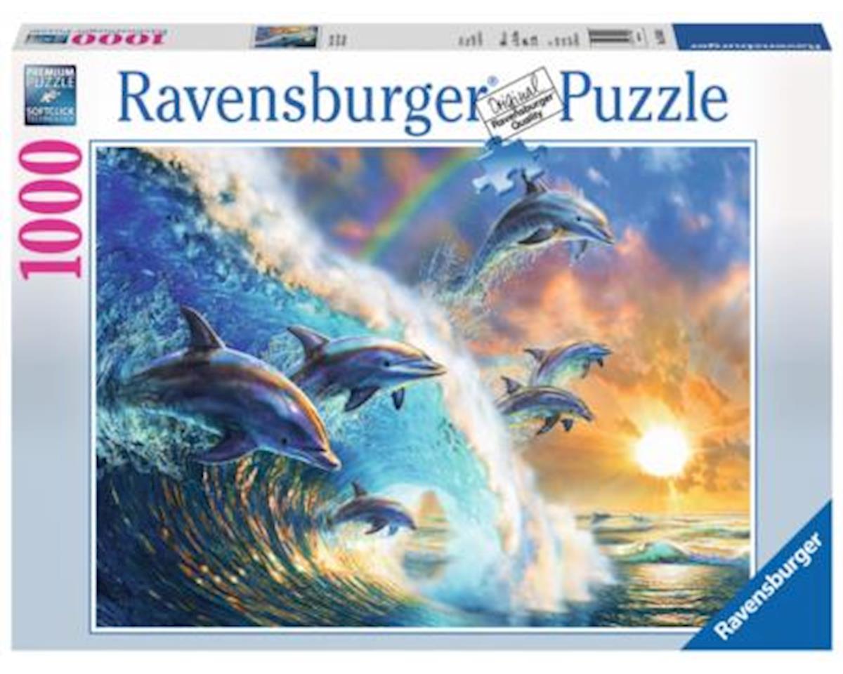 Dancing Dolphins 1000Pcs by Ravensburger - F.x. Schmid
