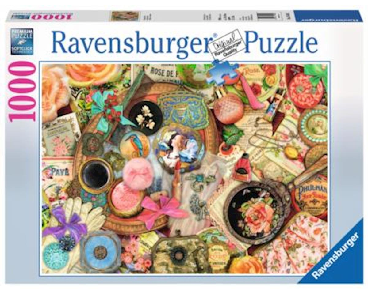Vintage Collage 1000Pcs by Ravensburger - F.x. Schmid