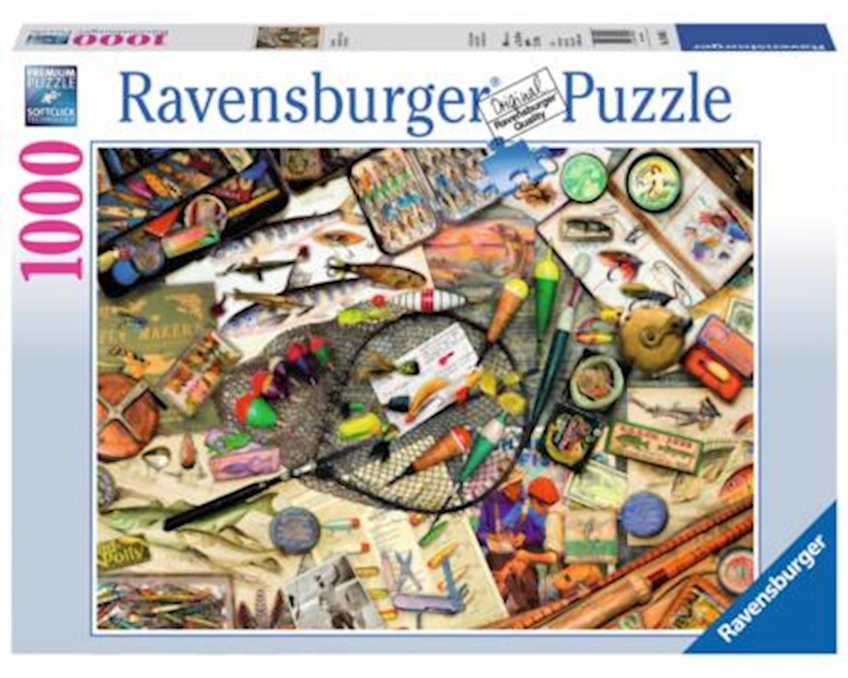 Ravensburger - F.x. Schmid Fishing Fun 1000pcs