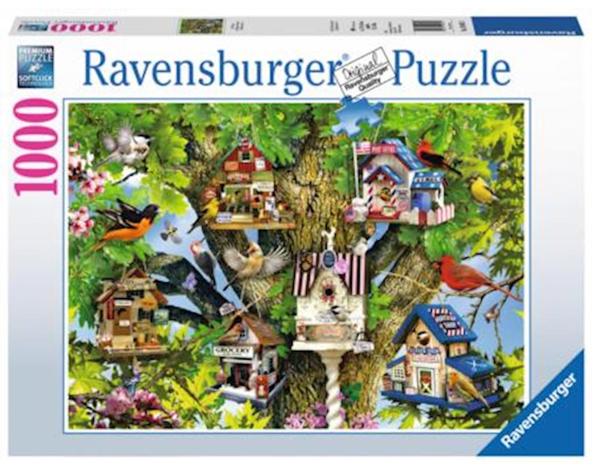 Ravensburger Bird Village Puzzle (1000 Piece)