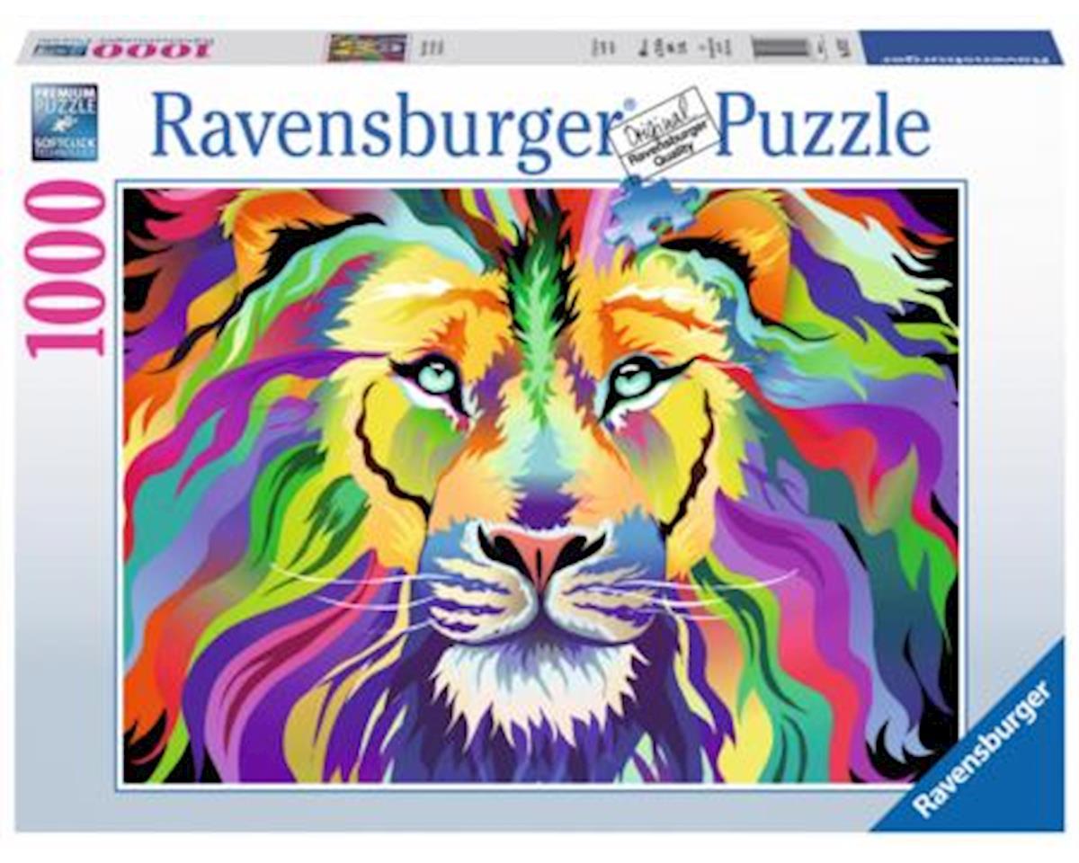 King of Technicolor Puzzle (1000 Piece)