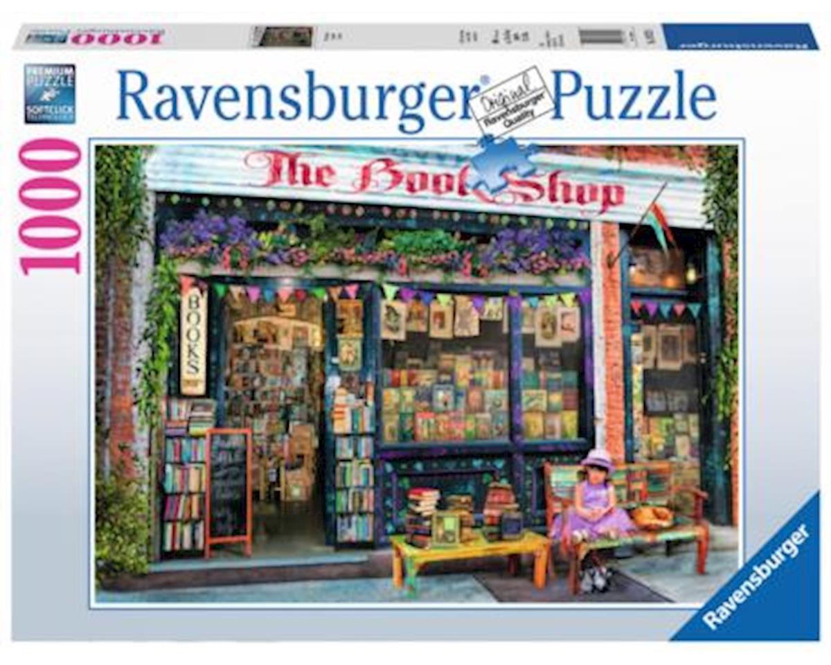 The Bookshop Puzzle (1000 Piece)