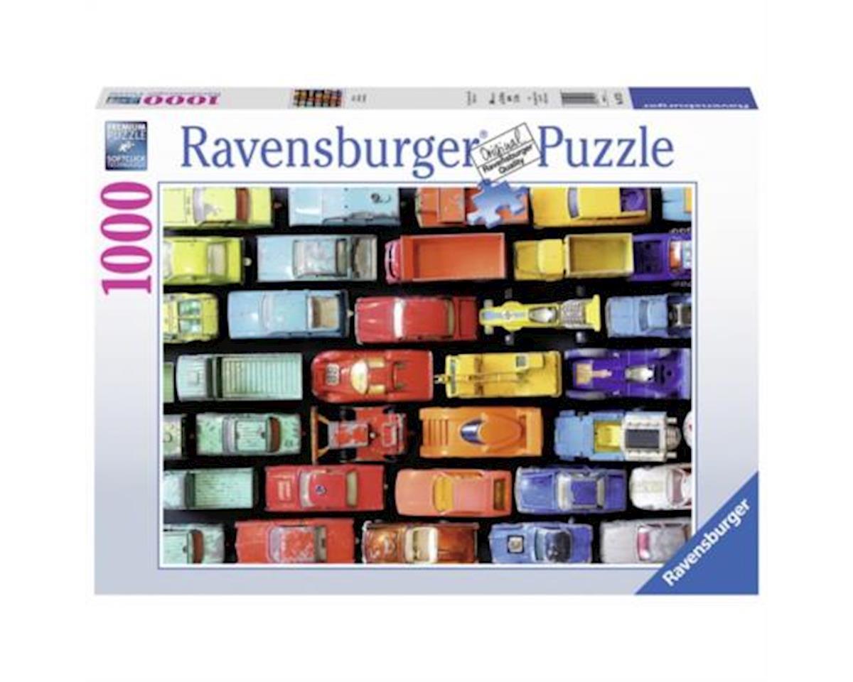 Traffic Jam Puzzle (1000 Piece)