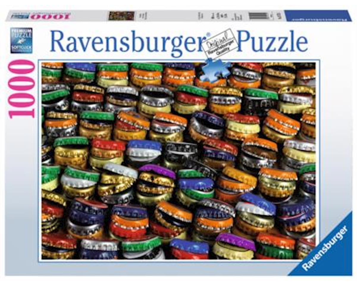 Ravensburger Bottle cap Hills Puzzle (1000 Piece)