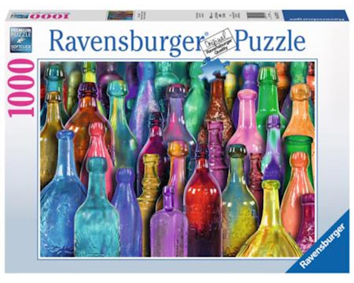Ravensburger Colorful Bottles Puzzle (1000 Piece)