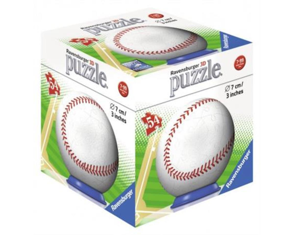Sportsballs - 54 pc Puzzle Ball (Basketball, Soccer, or baseball by Ravensburger