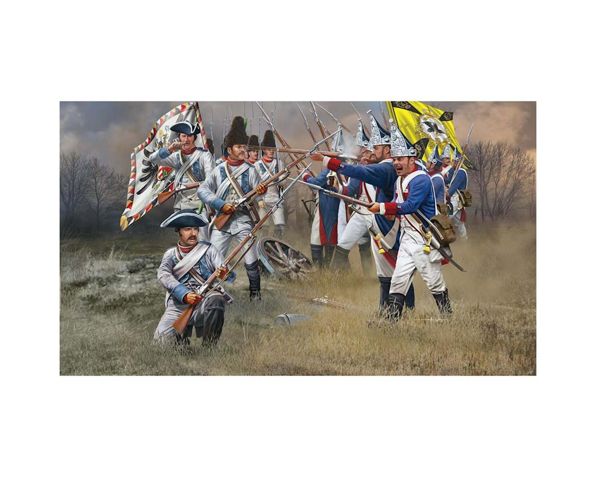 02452 1/72 Seven Years War Austrian/Prussian Infantry by Revell Germany