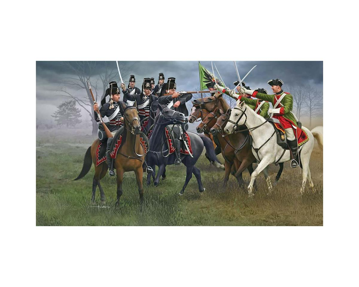Revell Germany 02453 1/72 Seven Years War Aus Draggons/Pru Hussars