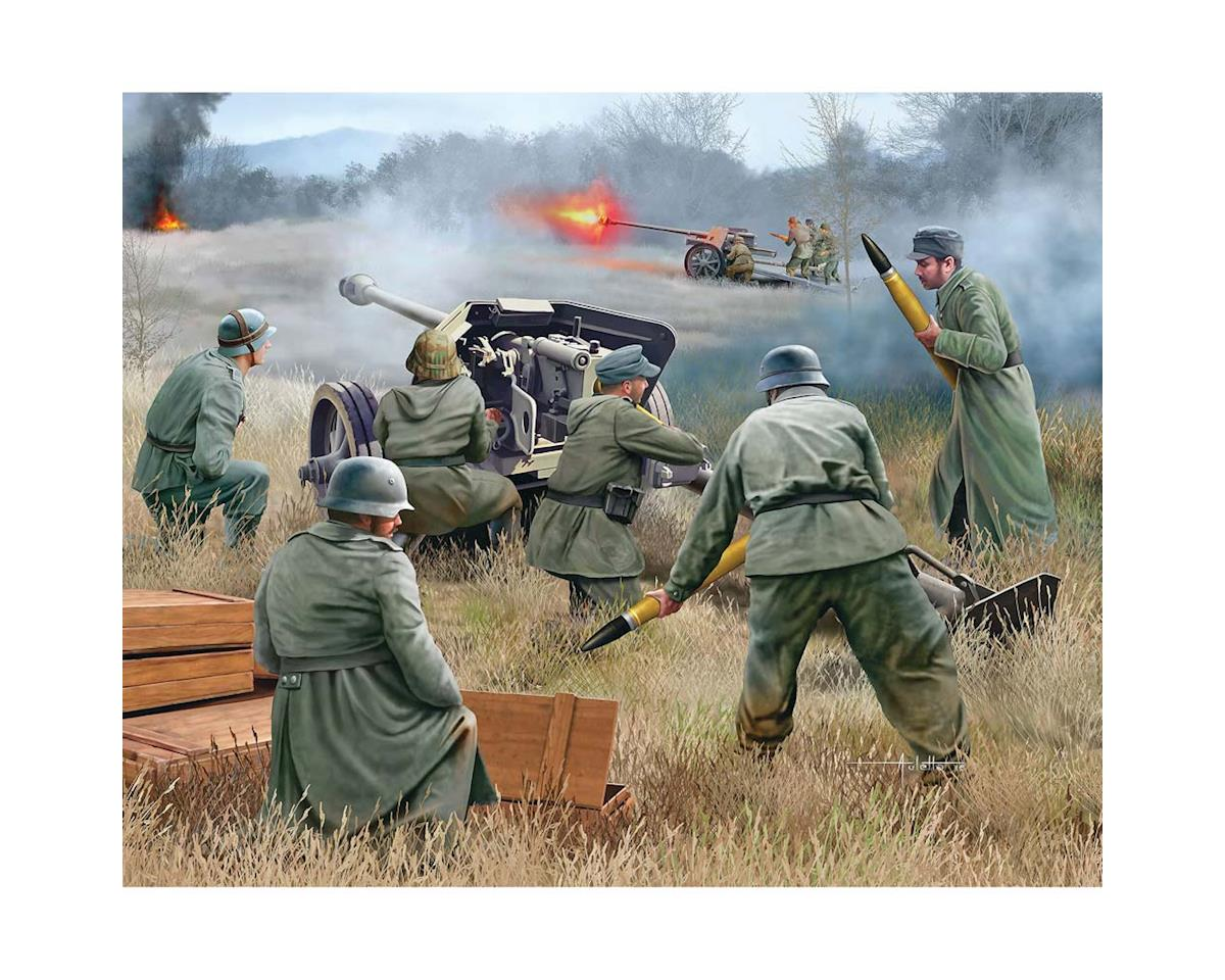 Revell Germany 1/72 German Pak 40 W/Soldiers