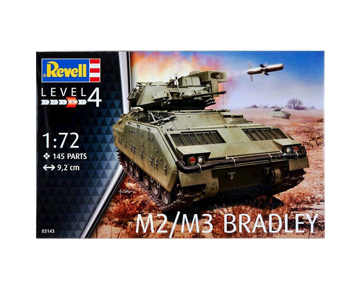 Revell Germany 03143 1/72 M2/M3 Bradley
