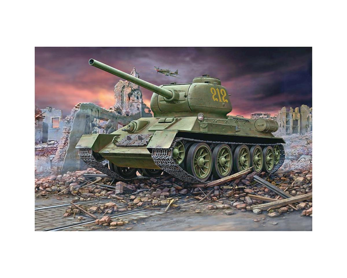 Revell Germany 1/72 T-34/85
