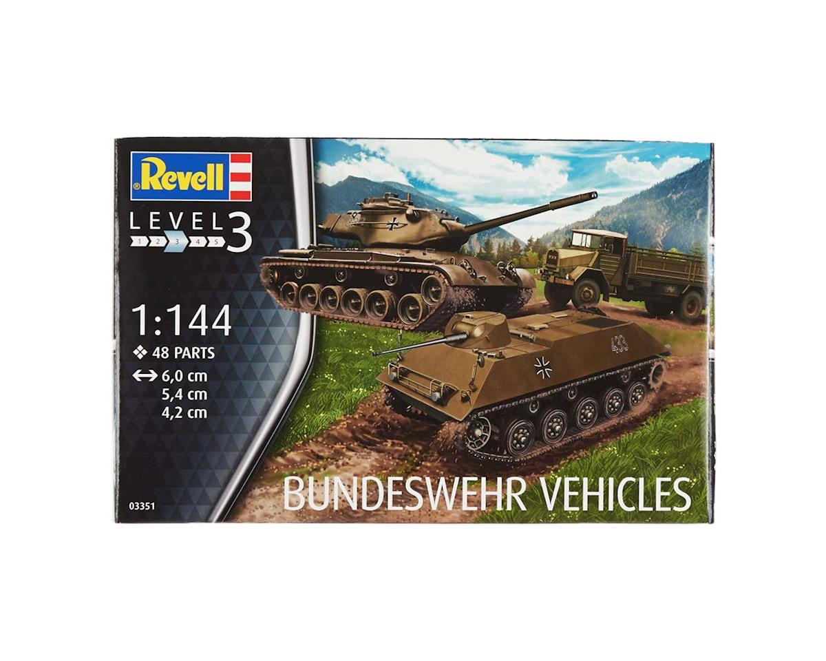 03351 1/144 Bundeswehr Vehicles by Revell Germany