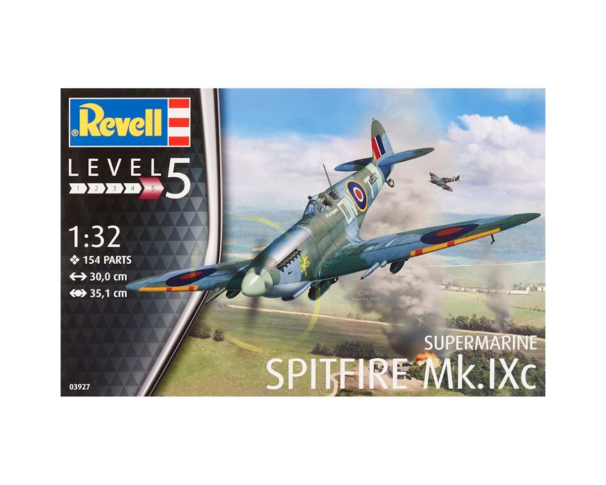 03927 1/32 Spitfire MkIXC by Revell Germany
