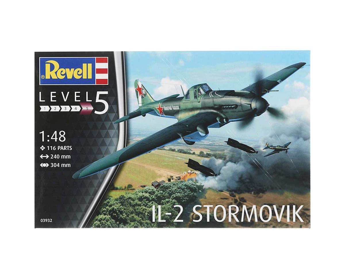 Revell Germany 03932 1/48 IL-2 Stormovik